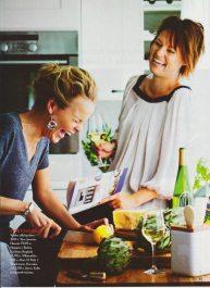 Kotiliesi magazine, photo Kristiina Kurronen, style Pia Hollo