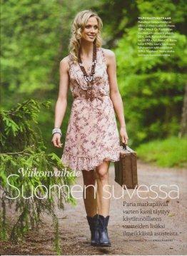 Kotiliesi magazine, photo Jorma Marstio