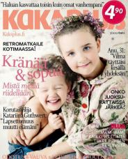 Photo Kristiina Kurronen, style Pia Hollo